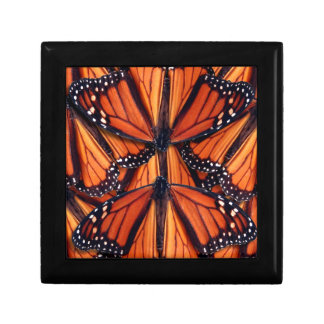 monarch butterfly art gift box