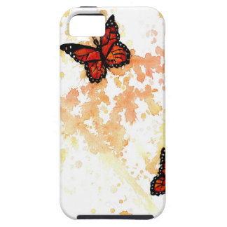 Monarch Butterfly Art iPhone 5 Cases