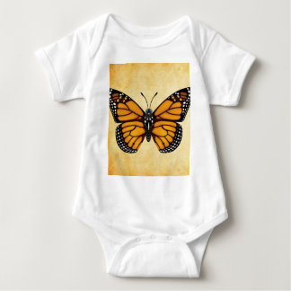 Monarch Butterfly Baby Bodysuit