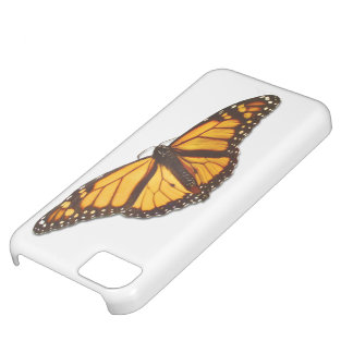 Monarch Butterfly Barely There iPhone 5C Case