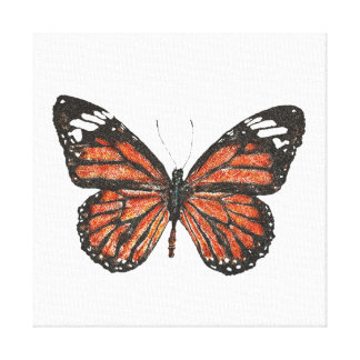 Monarch Butterfly Canvas