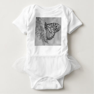 Monarch Butterfly Clothing Baby Bodysuit