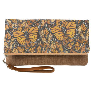 Monarch Butterfly Clutch