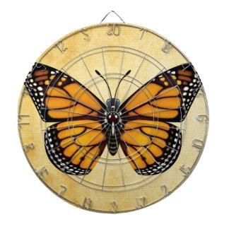 Monarch Butterfly Dartboard
