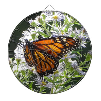 Monarch Butterfly Dartboard