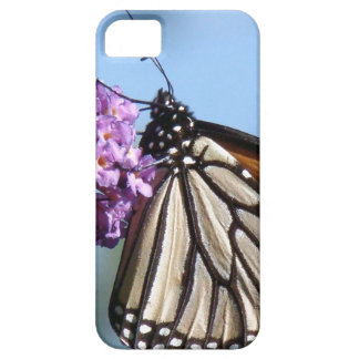 Monarch Butterfly Flowers Floral Wildlife iPhone 5 Case