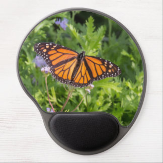 Monarch Butterfly Gel Mouse Pad