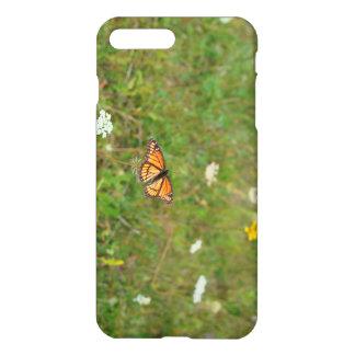 Monarch Butterfly In A Field iPhone 7 Plus Case