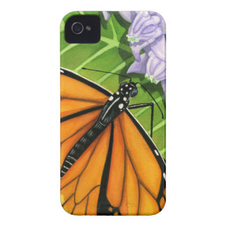 Monarch Butterfly iPhone 4 Case-Mate Cases