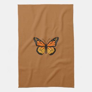 Monarch Butterfly Joy Hand Towels
