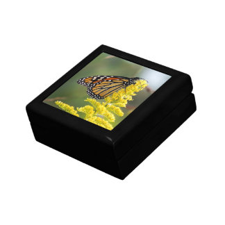 Monarch Butterfly Keepsake Gift Box
