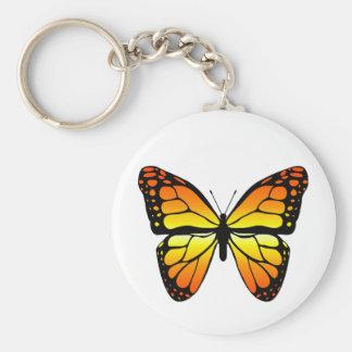 Monarch Butterfly Keychain