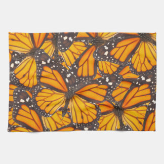 Monarch butterfly kitchen towel