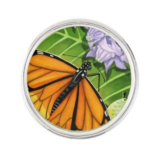 Monarch Butterfly Lapel Pin