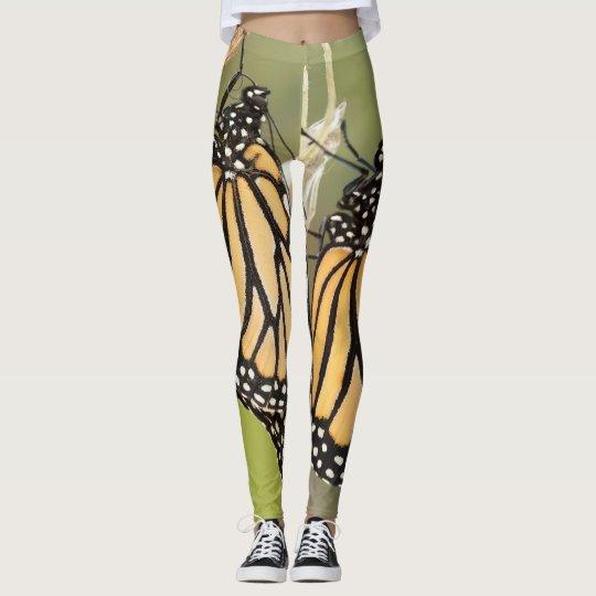 Monarch Butterfly Leggings