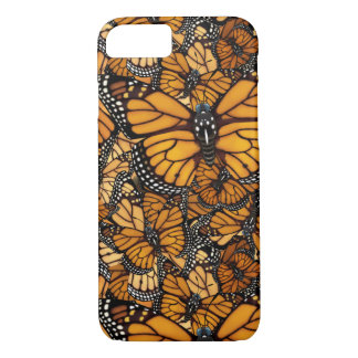 Monarch Butterfly Migration iPhone 8/7 Case