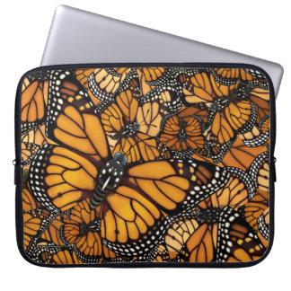 Monarch Butterfly Migration Laptop Sleeve