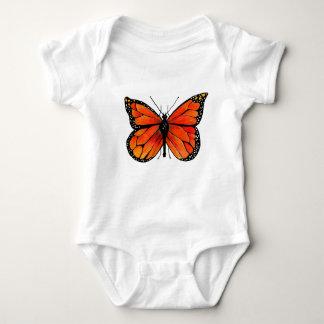 Monarch Butterfly on Baby Jersey Bodysuit