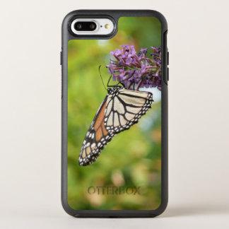 Monarch Butterfly on Purple Butterfly Bush OtterBox Symmetry iPhone 8 Plus/7 Plus Case