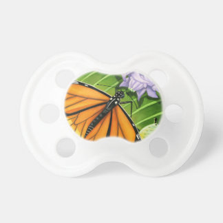 Monarch Butterfly Pacifiers
