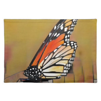 Monarch Butterfly Placemat