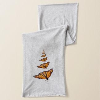 Monarch Butterfly ~ scarf