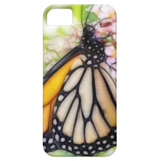 Monarch Butterfly Sipping Nectar iPhone 5 Covers