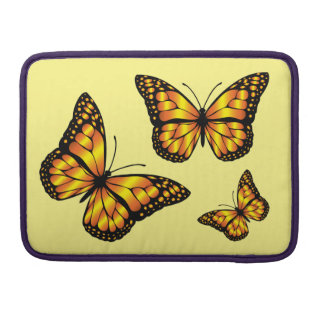 MONARCH BUTTERFLY SLEEVE FOR MacBooks