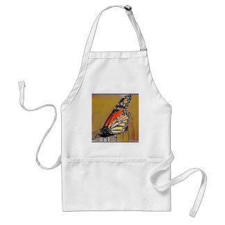 Monarch Butterfly Standard Apron