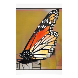 Monarch Butterfly Stationery