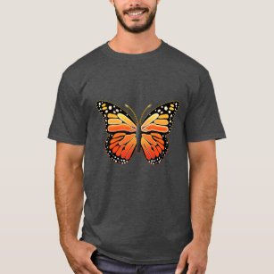 Monarch Butterfly Wings T-Shirts