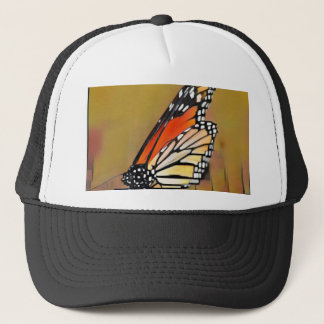 Monarch Butterfly Trucker Hat
