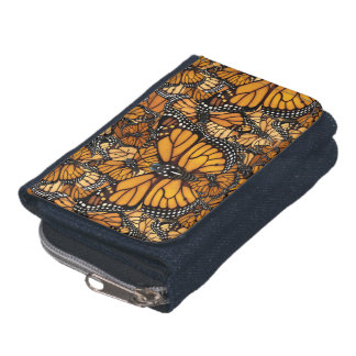 Monarch Butterfly Wallet
