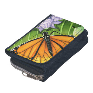 Monarch Butterfly Wallets