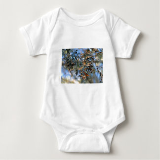 Monarch Cluster Baby Bodysuit