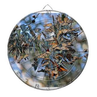Monarch Cluster Dartboard
