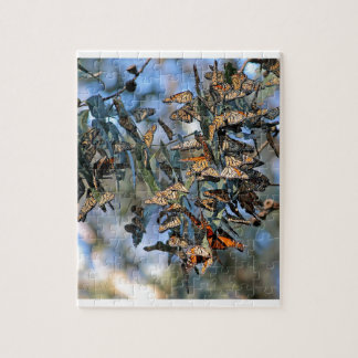 Monarch Cluster Jigsaw Puzzle