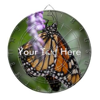 Monarch Danaus Plexippus Dartboard