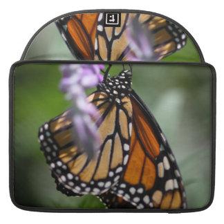 Monarch Danaus Plexippus MacBook Pro Sleeves