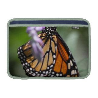 Monarch Danaus Plexippus MacBook Sleeves