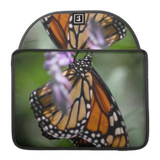 Monarch Danaus Plexippus Sleeve For MacBook Pro