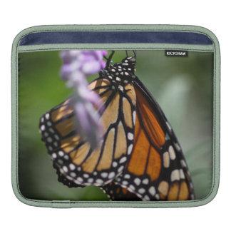Monarch Danaus Plexippus Sleeves For iPads