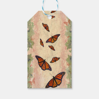 Monarch Garden Gift Tags