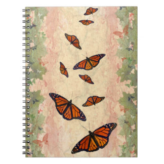 Monarch Garden Notebook