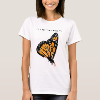 Monarch Girl-Top T-Shirt