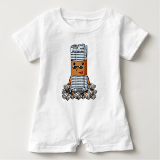Monarch Hills English story Roppongi Hills Tokyo Baby Romper