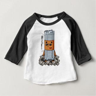 Monarch Hills English story Roppongi Hills Tokyo Baby T-Shirt