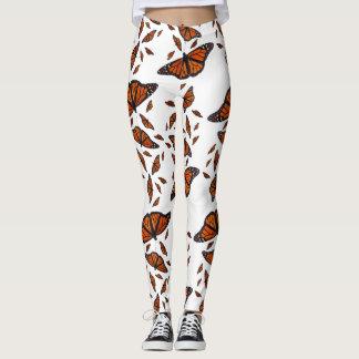 Monarch Medley Leggings (choose colour)