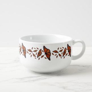 Monarch Medley Soup Mug