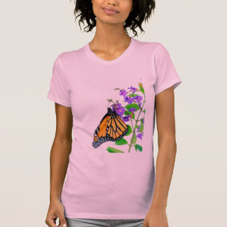 Monarch on Blossom T-Shirt